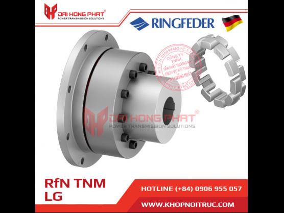 Khớp nối trục Ringfeder TNM Nor Mex LG