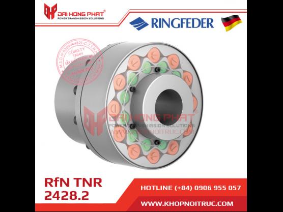 Khớp nối trục Ringfeder TNR 2428.2 - dễ dàng lắp đặt