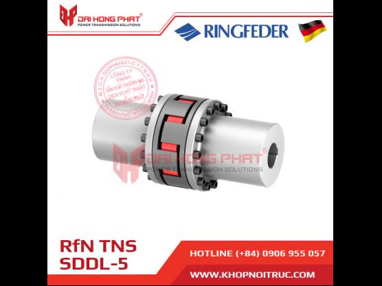 Khớp nối trục Ringfeder TNS SDDL-5